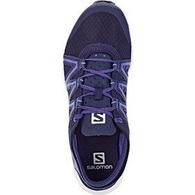 Salomon Crossamphibian Swift Shoes Dame parachute purple/evening blue/purple opulence